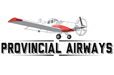Provincial Airways - Moose Jaw Web Design
